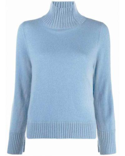 Niebieski sweter Allude