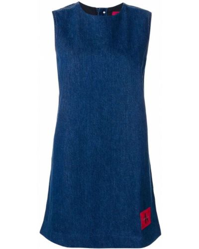 Джинсовое платье хлопковое Calvin Klein Jeans