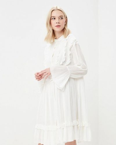 Белое платье весеннее Glamorous