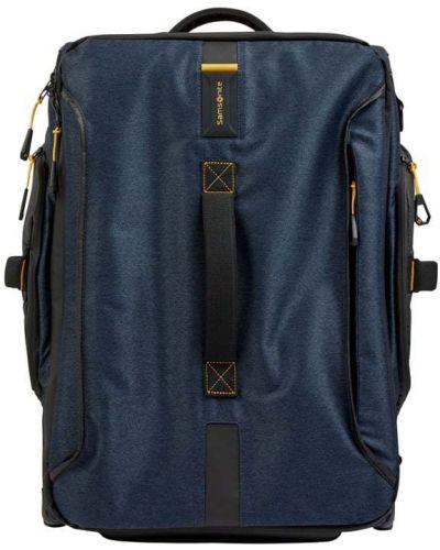 Światło niebieski walizka z zamkiem błyskawicznym Samsonite