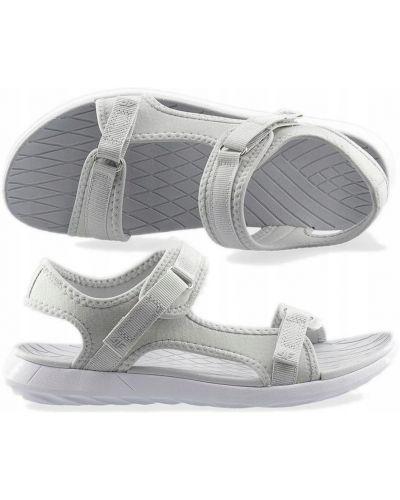 Szary sandały 4f