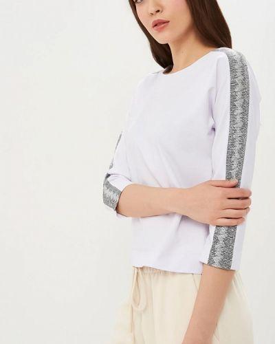 Блузка с длинным рукавом белая Grafinia