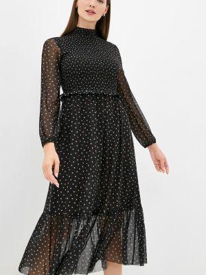 Повседневное платье - черное Taifun