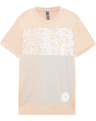 Ватная трикотажная футболка Adidas By Stella Mccartney