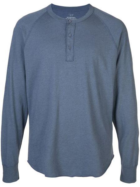 Синяя классическая футболка Save Khaki United