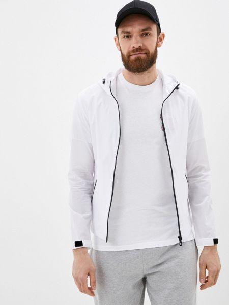 Белая облегченная куртка Jackets Industry
