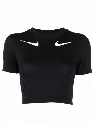 T-shirt z printem - biała Nike