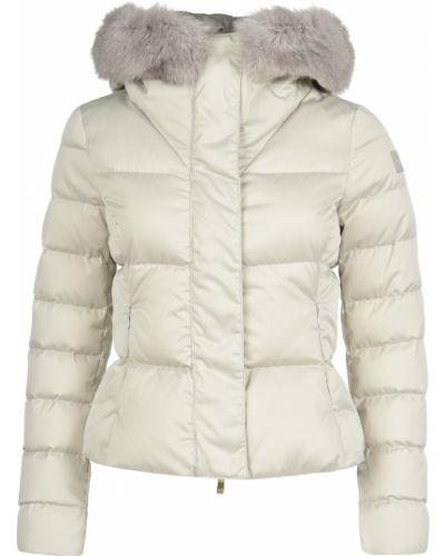 Куртка из полиэстера - серая Montecore