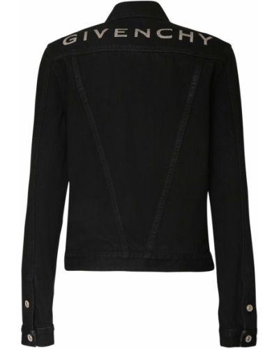 Dżinsowa jeansy Givenchy