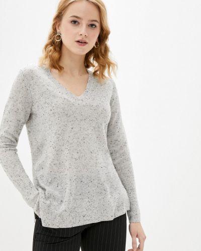 Серый пуловер Gap