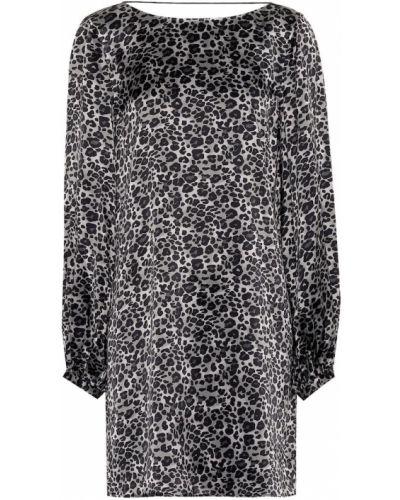 Платье леопардовое платье-майка Equipment