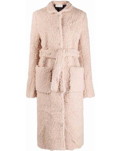 Розовое пальто длинное 1017 Alyx 9sm