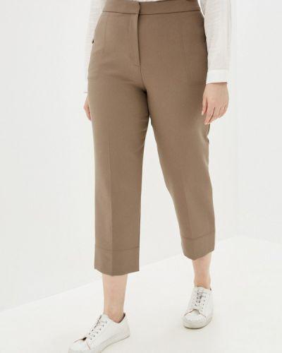 Прямые бежевые брюки Marks & Spencer