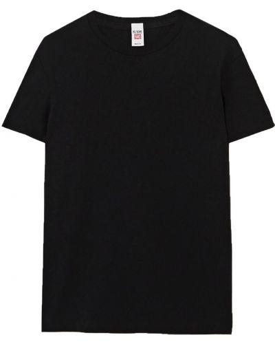 Czarny t-shirt bawełniany Re/done