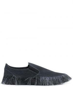 Czarne slipy Doublet