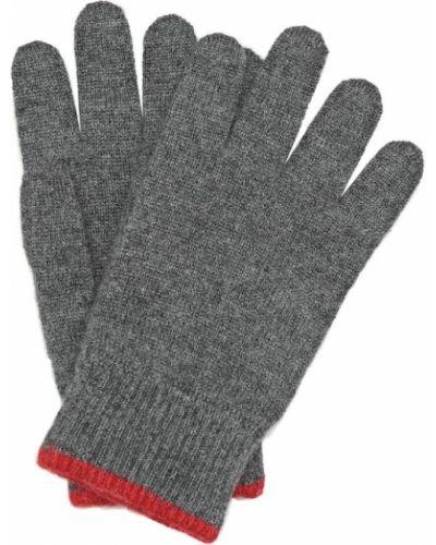 Miękki kaszmir rękawiczki Brunello Cucinelli Kids