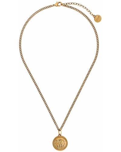 Ожерелье из золота золотой Roberto Cavalli