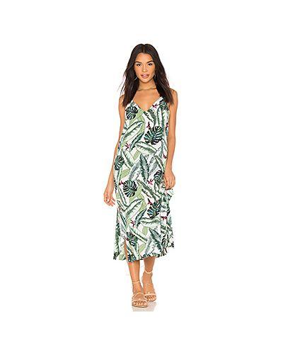 Пляжное платье из вискозы платье-комбинация Seafolly