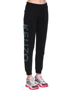 Спортивные брюки на резинке с манжетами Kenzo