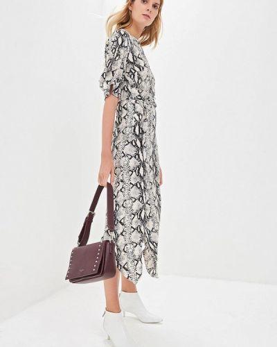 Платье прямое весеннее Miss Selfridge