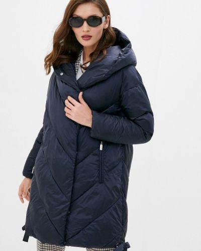 Утепленная куртка - синяя Lusio