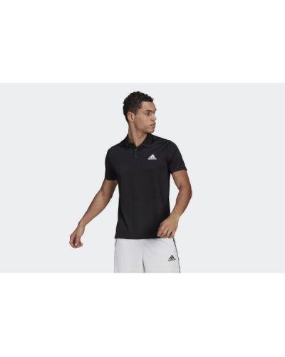 Czarna t-shirt Adidas