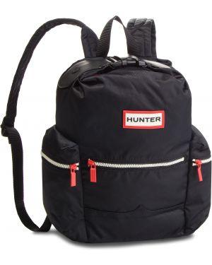 Torebka z nylonu - czarny Hunter