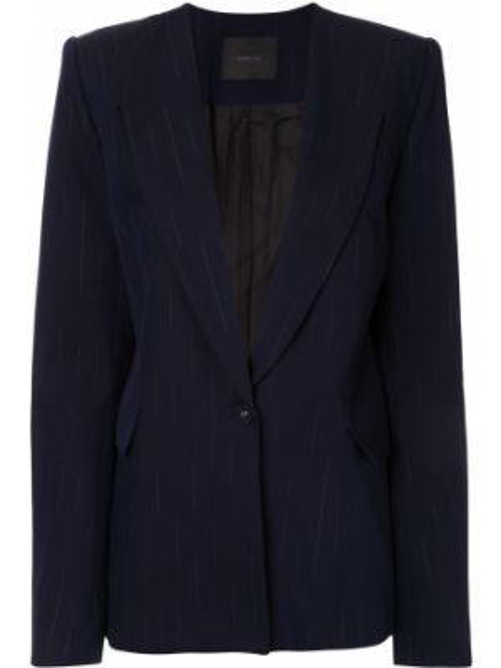 Синий пиджак Dion Lee