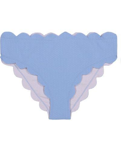 Niebieski bikini Marysia Bumby