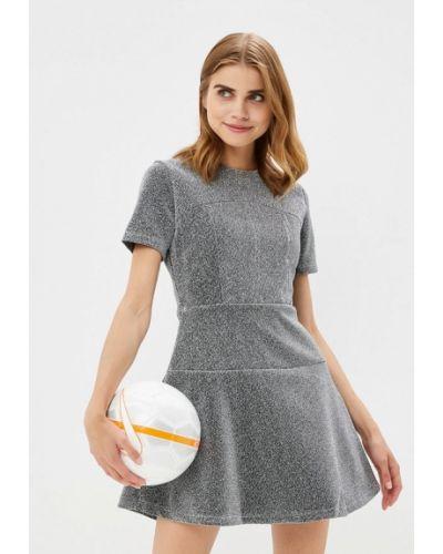 Серебряное платье Paccio