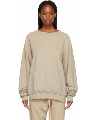 Bluza dresowa - beżowa Fear Of God