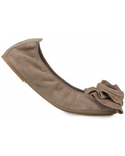 Балетки на каблуке Unisa