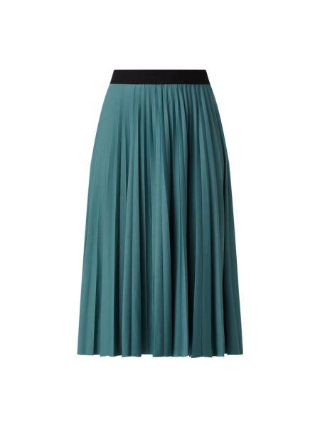 Spódnica rozkloszowana - turkusowa Esprit