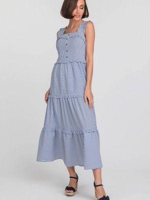 Сарафан - синее Gloss