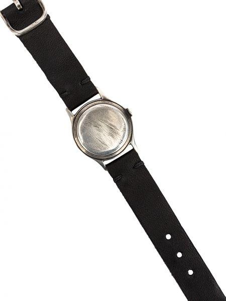 Zegarek czarny do twarzy Werkstatt:münchen