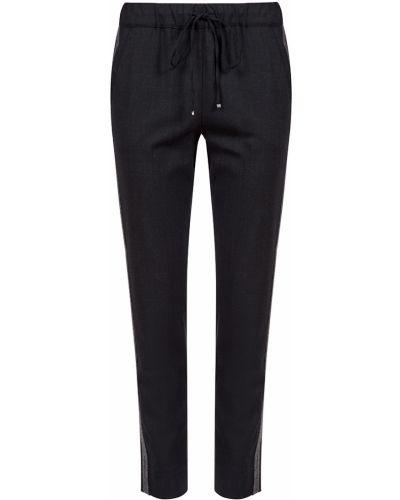 Черные брюки D.exterior