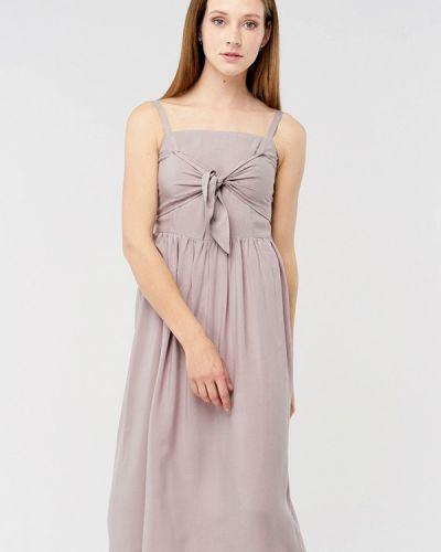 Платье миди весеннее Mascot