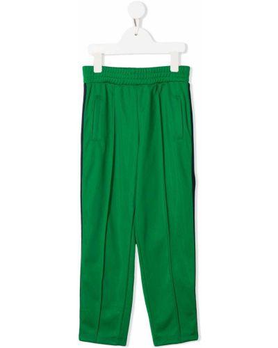 Sportowe spodnie z kieszeniami Tays Msgm Kids
