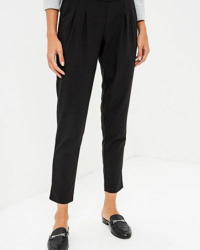 Черные брюки зауженные Mama.licious