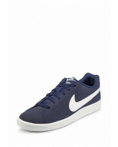 Кеды замшевые Nike