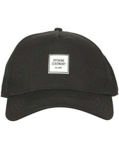 Czarna czapka Opening Ceremony
