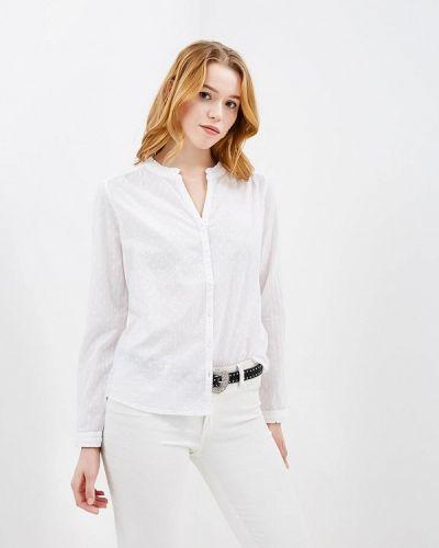 Белая блузка S.oliver