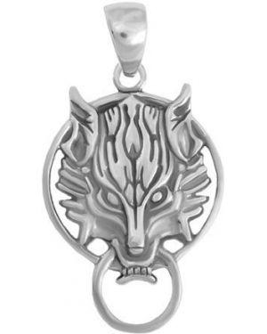 Медальон с подвесками серебряный F.it