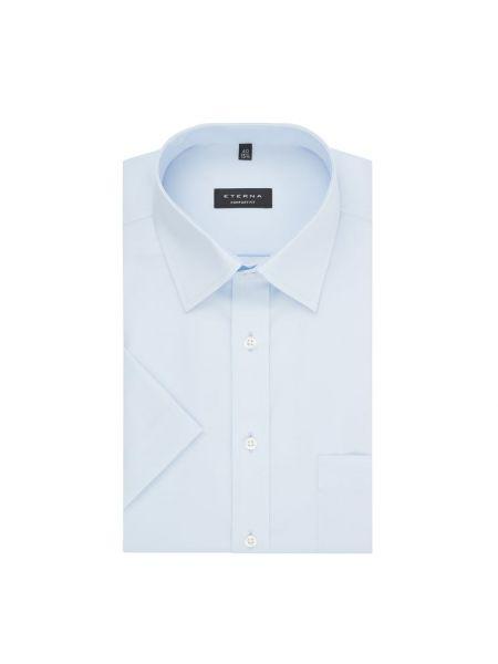 Koszula krótkie z krótkim rękawem z kołnierzem biznes Eterna
