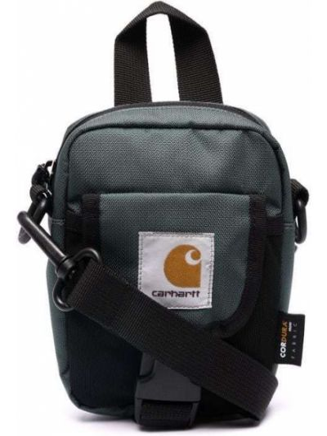 Серая сумка с логотипом Carhartt Wip