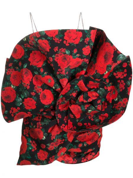 Sukienka mini chudy z jedwabiu Magda Butrym