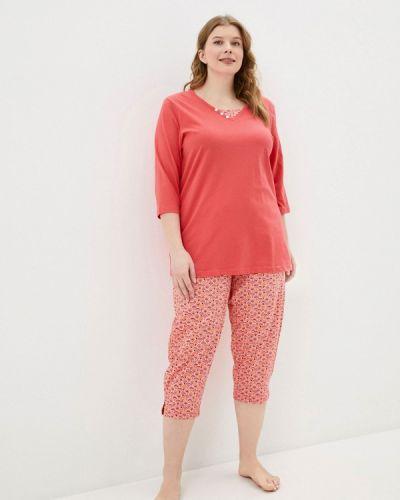Пижамная розовая пижама Ulla Popken