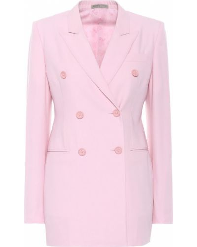 Розовый пиджак Bottega Veneta