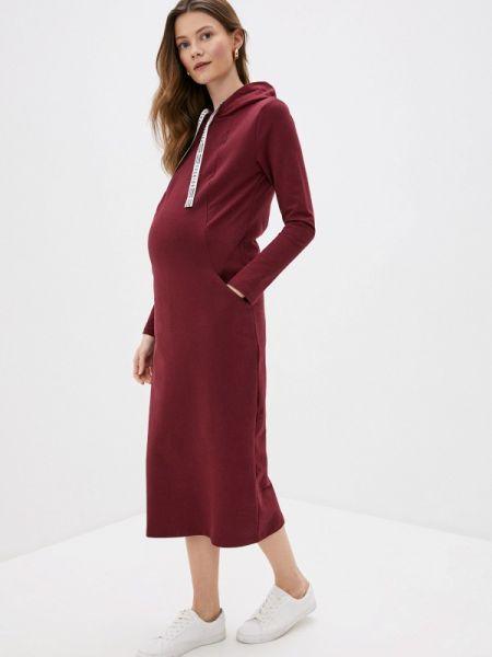 Платье - красное фэст