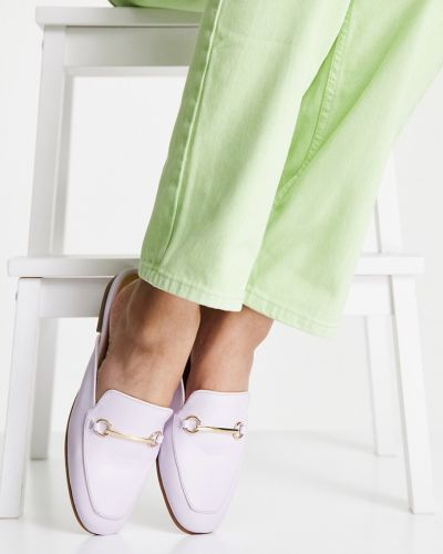 Loafers - fioletowe Accessorize